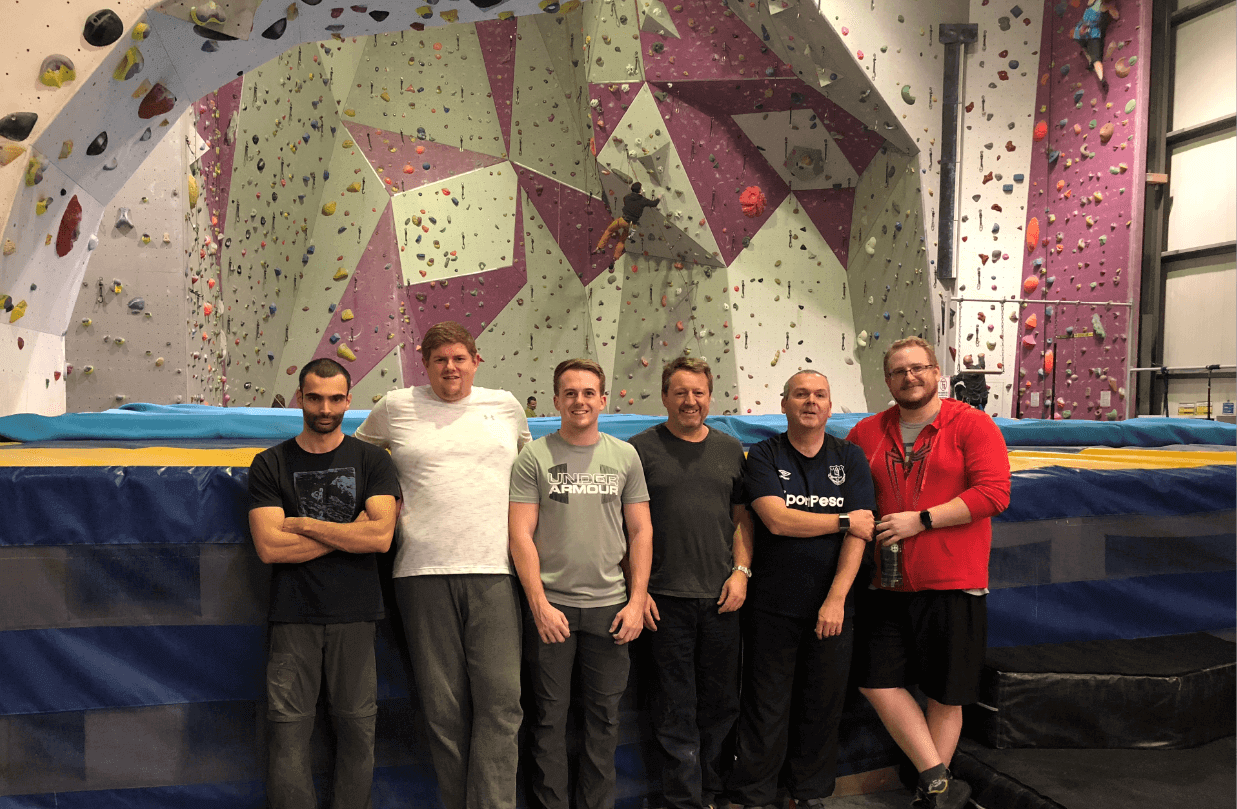 igroup scaled new heights