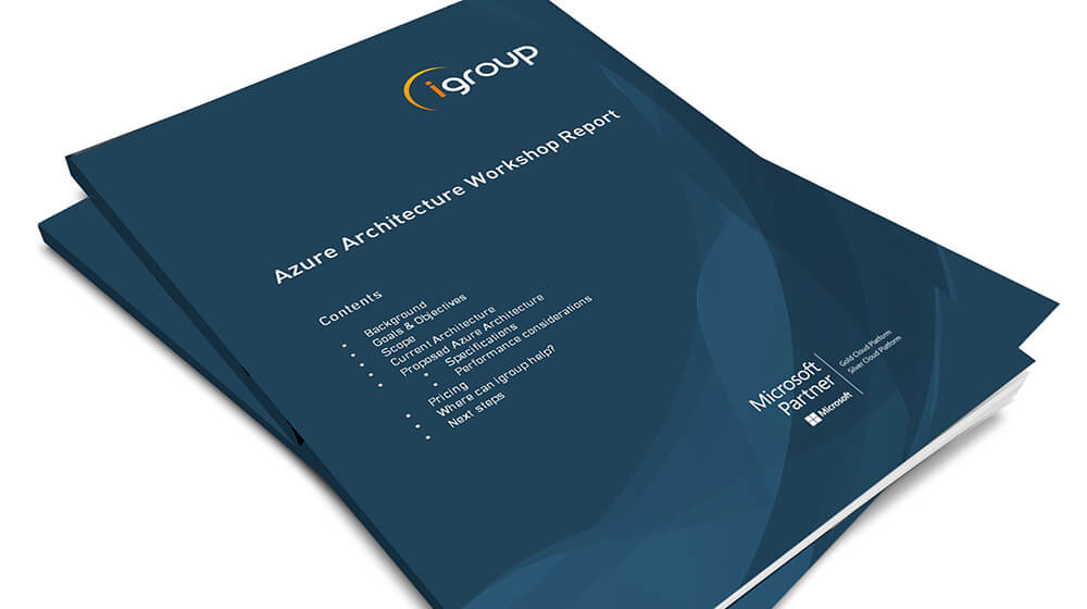 Press Release: igroup Now Available in the Microsoft Azure Marketplace