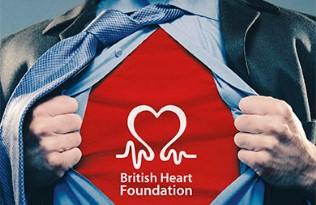 Steve Rastall triathlon to raise money for British Heart Foundation