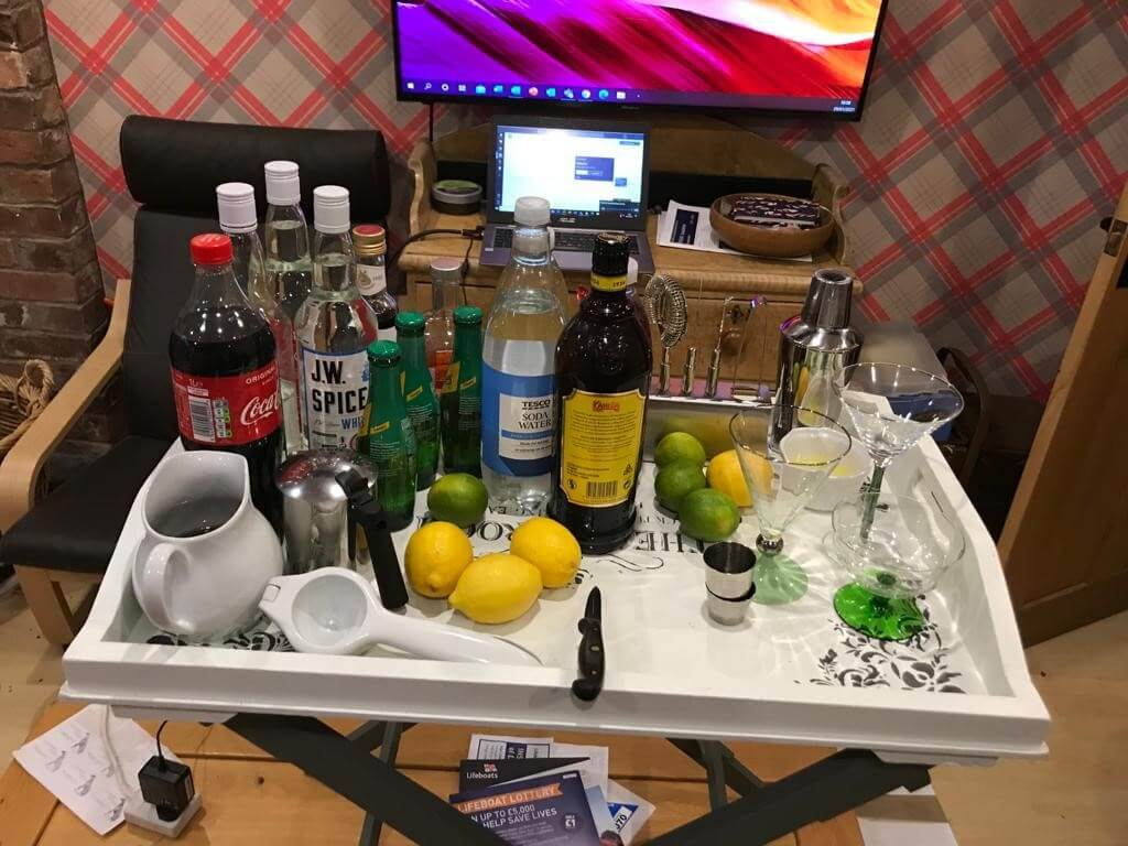 Cocktails Anyone?