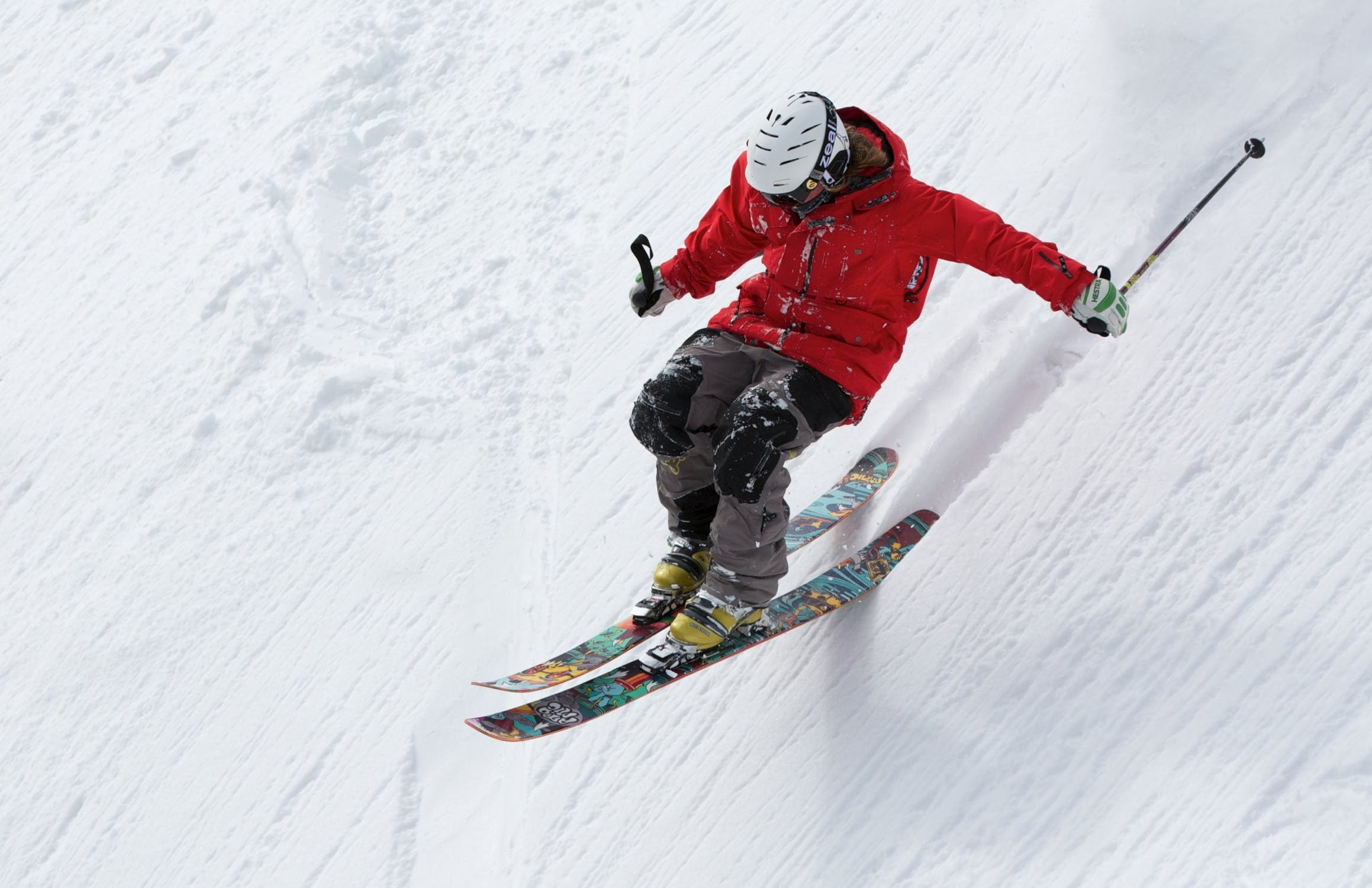 iGroup To Hit the Slopes- It's All Down Hill From Here!