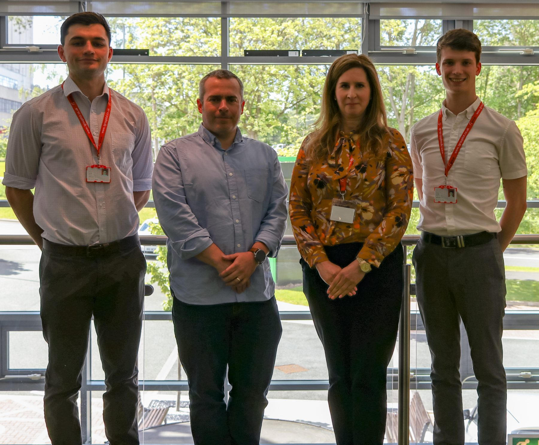 New Talent Joins the igroup Team