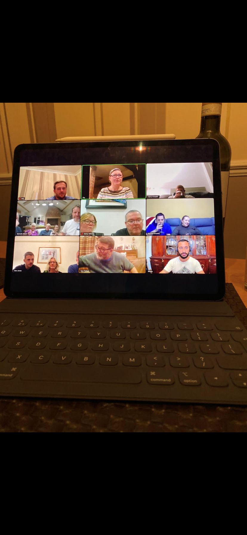 Virtual Wine Tasting Fun – A Great Way to Continue Our Wine Journey
